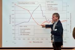 Уменьшение велосипедистов приводит к увеличению ДТП