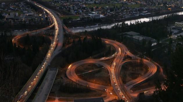 Выбор принципиальной схемы транспортной развязки. Часть 2