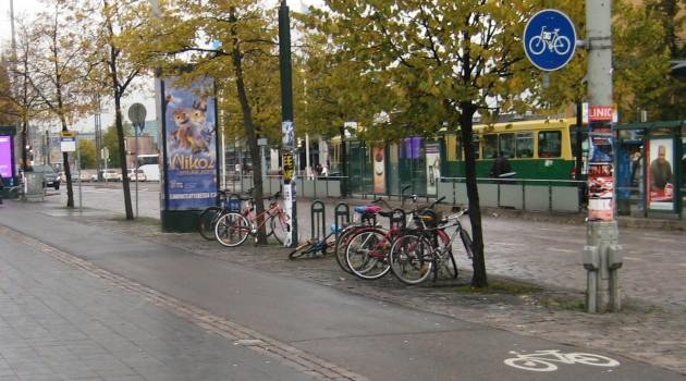 Стратегия развития велосипедного движения в Петербурге