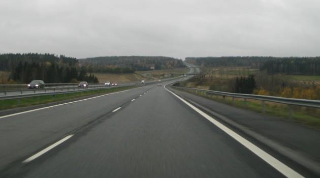 Финляндия. Часть 3: Скоростные магистрали