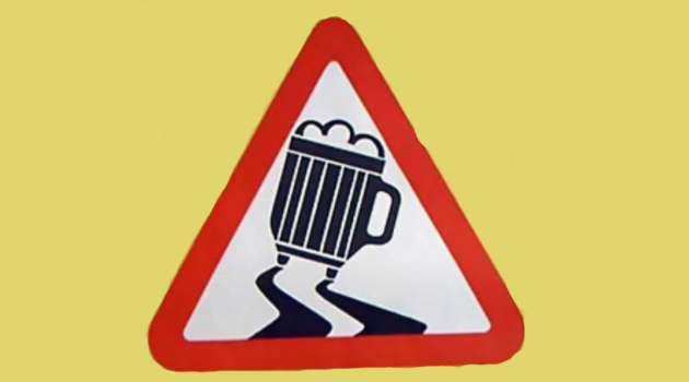 Алкогольное опьянение и штрафы в Германии