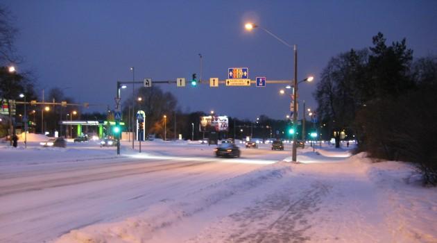 Переход в Таллинне