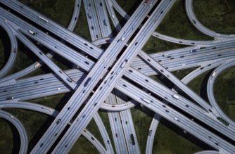 Уровень обслуживания (LoS) транспортной развязки