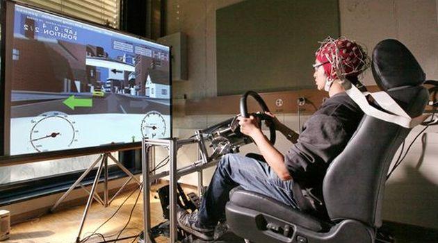 Анализ поведения водителя за рулем