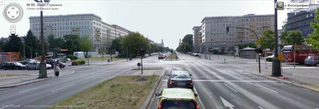 Коллекторная улица в Берлине