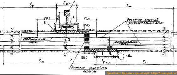 Остановка на пешеходном переходе в России - загород