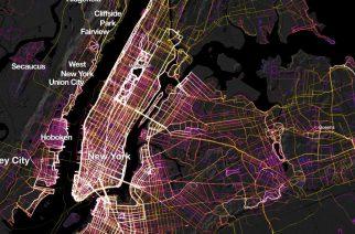 Сервисы для создания онлайн карт