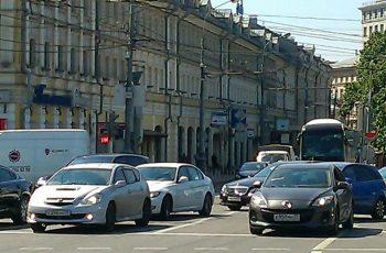 Платный въезд в город в РФ станет возможным