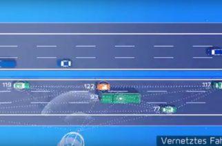 Германия протестирует автоматическое управление автомобилями на автобане