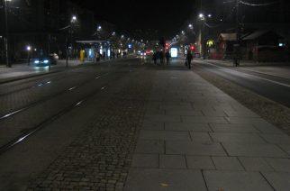 Пример дизайна улицы в Германии