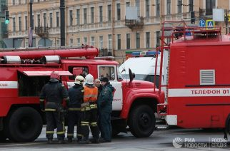 Готовность транспортной сети Санкт-Петербурга к чрезвычайным ситуациям
