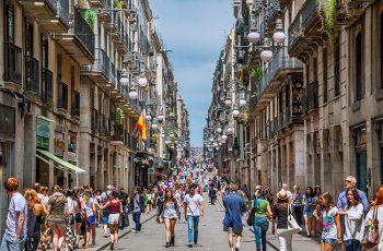 Радикальные изменения в транспортной системе Барселоны