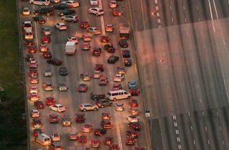 Атланта: 250000 автомобилей в сутки растворились в воздухе